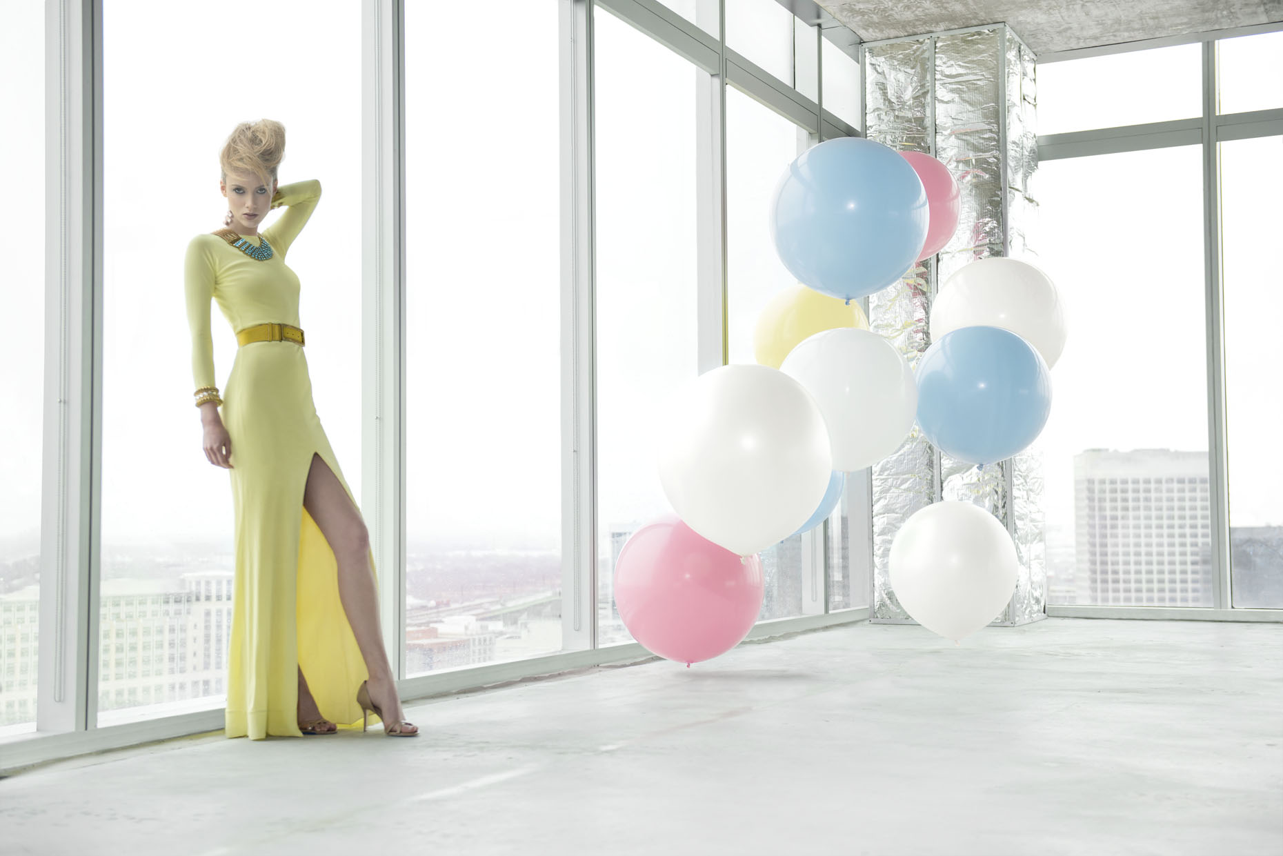 balloon fashion 005
